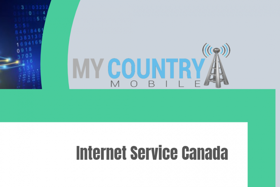 Internet Service Canada - My Country Mobile