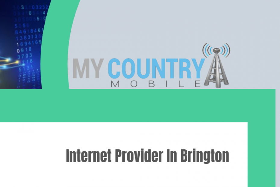 Internet Provider In Brington - My Country Mobile