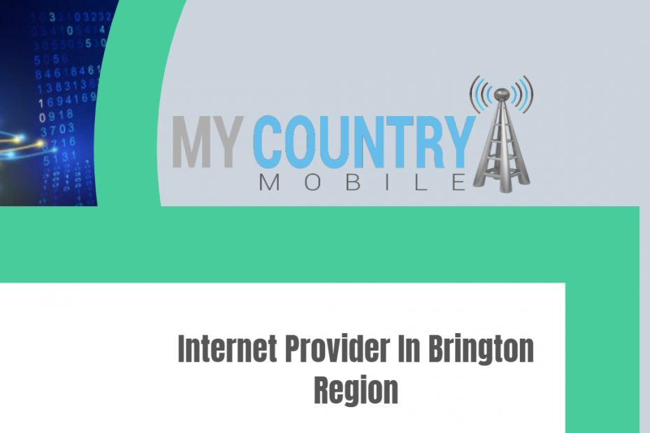 Internet Provider In Brington Region - My Country Mobile